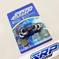 Roller Racing SRP Blue Teflon 12gr Yamaha NMAX Aerox 155 Lexi Xeon M3