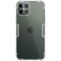 Case Apple iPhone 12 Pro Max Nature Softcase Transparan TPU Original - Clear