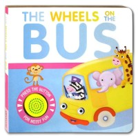 The Wheels on the Bus Melody Sound Board Book (new version - bigger si