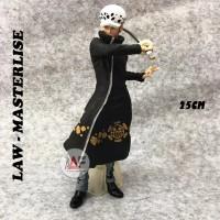 Action figure One Piece Trafalgar Law masterlise edition bootleg 25cm