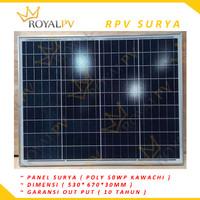 Panel surya 50wp solar panel 50wp solar cell 50wp 12V
