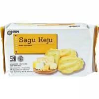 NISSIN SAGU KEJU 110 gram - Kue Sagu