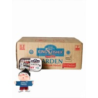 King's Fisher Sarden Kaleng- Spicy Sardines in Oil 50 pc- GOSEND