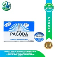 Permen Pagoda Pastiles -Mint
