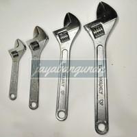 Kunci Inggris WANLY kunci - 6 inchi