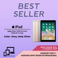 Apple iPad 7 2019 10.2-inch iPad Wi-Fi Only 32GB