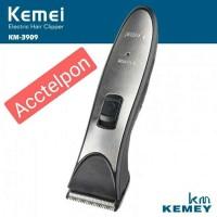 Kemei KM-3909 Hair Trimmer Alat Mesin potong Cukur Rambut Jenggot Cas