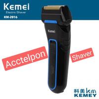 Shaver Electric Kemei KM-2016 Alat Cukur Kumis Dan Jenggot