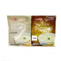 MamaSuka Sup Krim Jagung / Ayam Instan Cream Soup 55 Gram