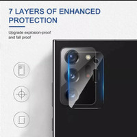 Samsung Note 20 Tempered glass camera lens screen protector