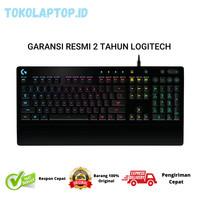 Logitech G213 Gaming RGB Keyboard Resmi dan BERGARANSI