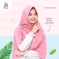 Khansa Khimar Serut Jilbab Afra Arfa Kerudung Khanza Hijab Instant