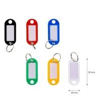 Gantungan Kunci Joyko KR-9 Warna Warni Harga 1 Pcs