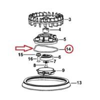 Dewalt Spare Part Belt Orbital Sander DWE6423 (N430442)
