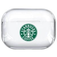 Starbucks AirPods Pro Case Clear Case Bumper