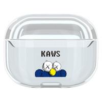 KAWS AirPods Pro Case Clear Case Bumper