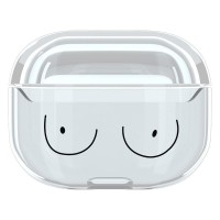 Eyes AirPods Pro Case Clear Case Bumper