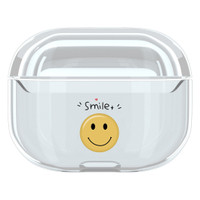Smile AirPods Pro Case Clear Case Bumper