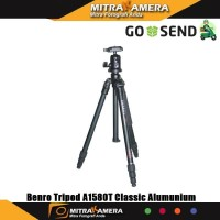 Benro Tripod A1580T Classic Alumunium