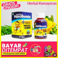 Walatra Hexabumin - Madu + Albumin Anak - Obat Penambah Nafsu Makan