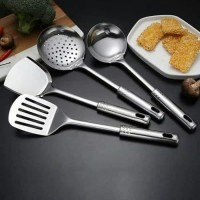 Kitchen Ware Set 4 In 1 Stainless - Spatula All In One Stainless Steel