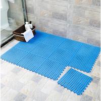 LW0232 Stitching Bath Mat PVC Mat Matras Keset Kamar Mandi Anti Slip