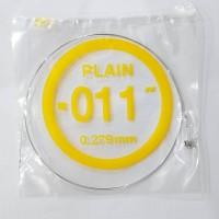 Senar Gitar Listrik Plain No 2 010 / 011 (gitar akustik juga bisa)