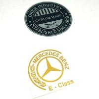 Sticker Mercedes Benz C01