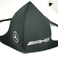 Masker scuba sponge Mercedes Benz AMG S01