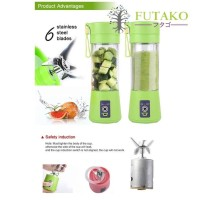 Juice Cup Blender mini portable - Shake N Take Blender Mini Portable -