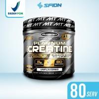 Muscle tech Platinum Creatine 400 gr / 400 gram Muscletech 400gr
