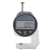 Thickness Gauge Meter Mini Tester Micrometer Digital 0 - 12.7mm