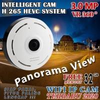 BABY CAM / KAMERA CCTV / 360 PANORAMA TERMURAH