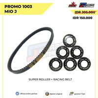 BRT Paket Roller dan Belt Yamaha Mio J - Promo 1003