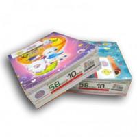 Buku Tulis Bergaris SIDU 58 lembar / Buku Tulis Sinar Dunia 58 lembar