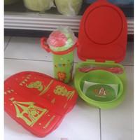 Lunch Box Tupperware - Kotak makan anak Tupperware