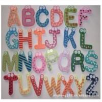 Tweedy Toys - Magnet Kulkas Alfabet Lucu