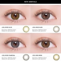 I- DOL ROZE SOFTLENS - by PRINCESS *MURAH*