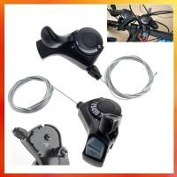 Gear Shifter Sepeda Speed 3x7 Sepasang