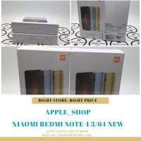 Xiaomi Redmi Note 4 3/64 Ram 3 Rom 64gb Garansi Distributor