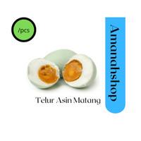 Telur Asin Matang Super