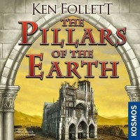 The Pillars of the Earth (Original) Board Game - TBG
