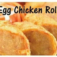 Egg chicken roll ( isi 15 potong )