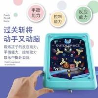 Mainan Pinball Portable Bola Tembak
