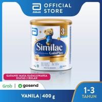 Similac GainPlus Vanila - 400gr