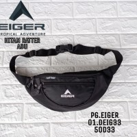 waist bag tas pinggang pria eiger sport with headset hole