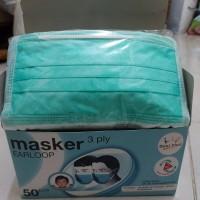 Masker Best Med 3ply Earloop sprt Sensi Onemed