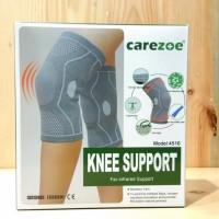 knee support Carezoe 4516/Deker lutut / pelindung lutut infrared
