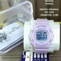 Jam Tangan Wanita Digitec Original DG3109 Anti Air