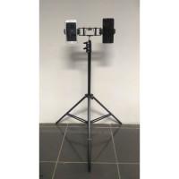 BRACKET Light Stand Tripod 2m for Studio Lightning